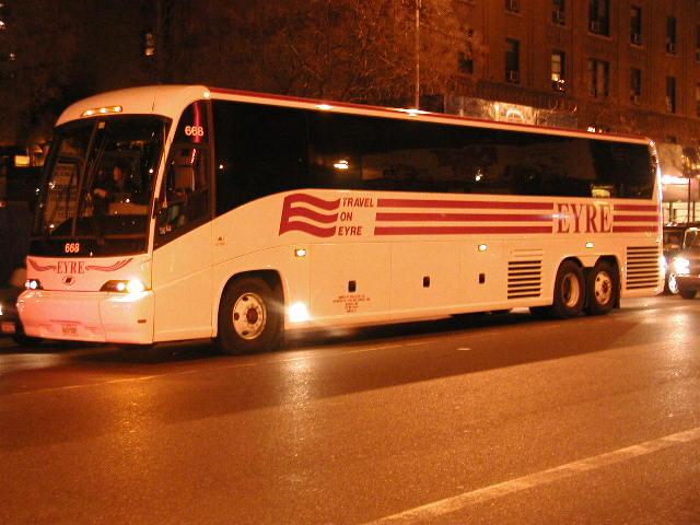 MCI J-series Cruiser